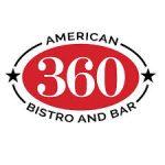 360 American Bistro & Bar Restaurant